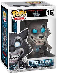 Vinylová figúrka č. 16 The Twisted Ones - Twisted Wolf