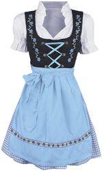 Tradičný nemecký kostým Mascha