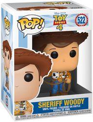 Vinylová figúrka č. 522 Sheriff Woody 4