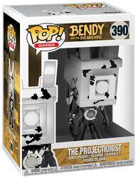 Bendy And The Ink Machine Vinylová figúrka č. 390 The Projectionist