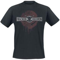 Tričko s logom Wacken Records