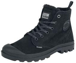 Kožené topánky Pampa Hi Zip WL