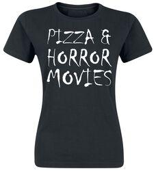 Pizza & Horror Movies