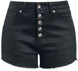 Krátke šortky s gombíkmi