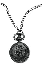 Vreckové hodinky Black Rose