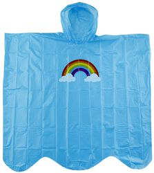 Pončo do dažďa - Rainbow