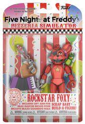 Akčná figúrka Pizza Simulator - Rockstar Foxy