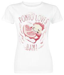 Ponyo Loves Ham