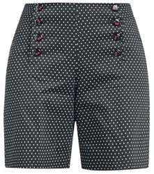 Krátké kalhoty Sweet Cherries & Dotties