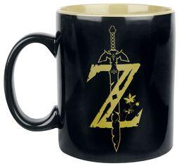 XXL hrnček Z-Logo