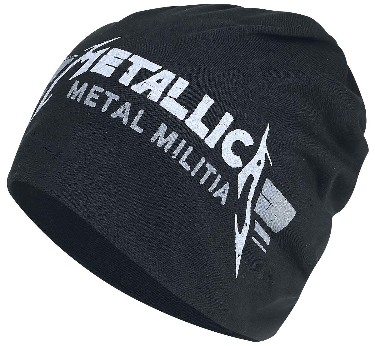 3f048d1c8 Metal Militia Bars - Light Beanie   Metallica Beanie čiapka   EMP