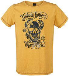 Pánske tričko Unolly Rollers