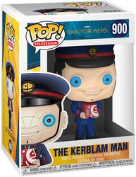 Vinylová figúrka č. 900 The Kerblam Man