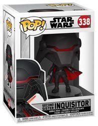 Vinylová figúrka č. 338 Jedi: Fallen Order - Second Sister Inquisitor