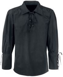 Medieval Košeľa so šnurovaním