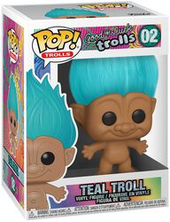 Vinylová figúrka č. 02 Teal Troll