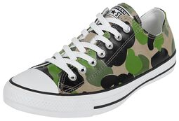 Chuck Taylor All Star Camo OX