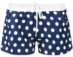Dievčenské šortky Big Dots