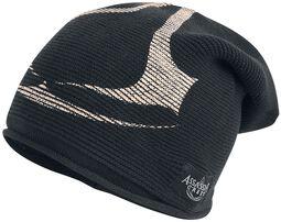 Dlhá čiapka Crest Logo