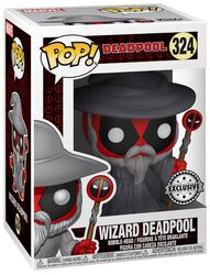 Vinylová figúrka č. 324 Wizard Deadpool