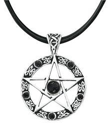 Čierny pentagram