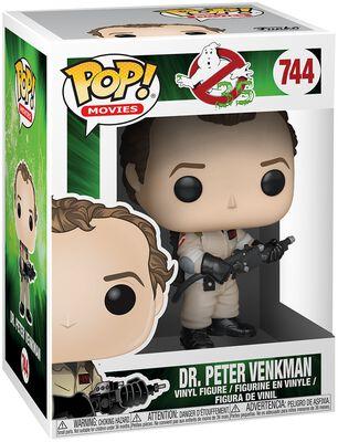 Vinylová figúrka č. 744 Dr. Peter Venkman