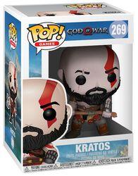 Vinylová figúrka č. 269 Kratos