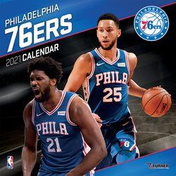 Philadelphia 76ers - kalendár 2021