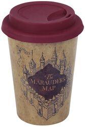 Hrnček na kávu Marauder's Map - Huskup