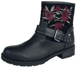 Topánky Black Rose