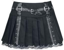 Mini sukňa Aura