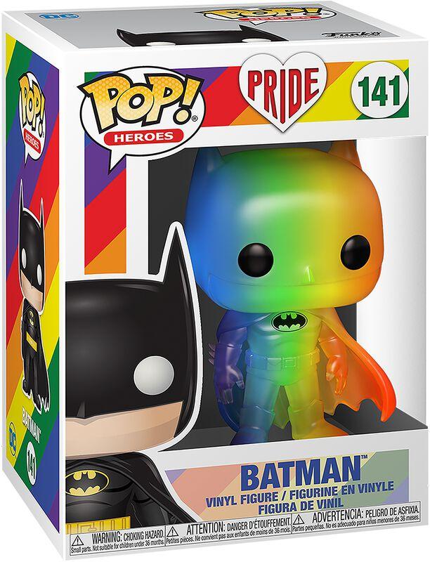 Vinylová figúrka č. 141 Pride 2020 - Batman (Rainbow)