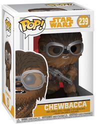 Vinylová figúrka č. 239 Solo: A Star Wars Story - Chewbacca