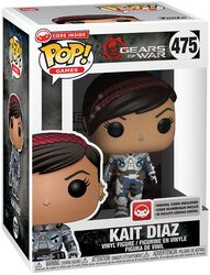 Kait Diaz VInyl Figure 475