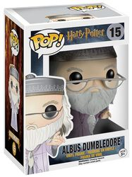 Dumbledore with Magic Wand Vinyl Figure 15