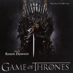 Oficiálny soundtrack Game Of Thrones