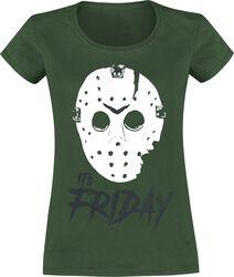 Jason Mask - It's Friday