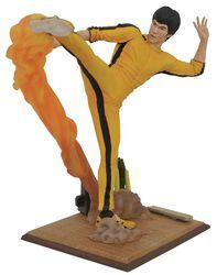 Soška Kicking Bruce Lee