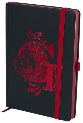 Prémiový zápisník Gryffindor
