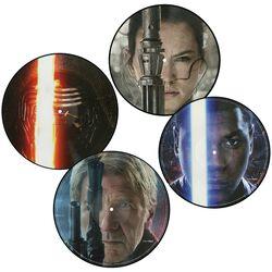 Oficiálny soundtrack Star Wars: The Force Awakens (John Williams)