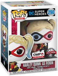Vinylová figúrka č. 290 Harley Quinn ako Robin
