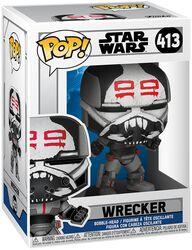 Vinylová figúrka č. 413 Clone Wars - Wrecker
