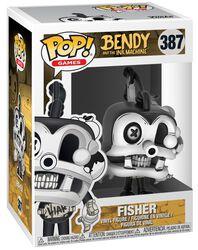 Bendy And The Ink Machine Vinylová figúrka č. 387 Fisher