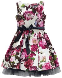 Šaty Audrey 50's Cream Floral