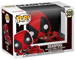 Vinylová figúrka č. 320 Deadpool