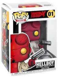 Hellboy Vinyl Figure 01 (Chase Edition Possible)