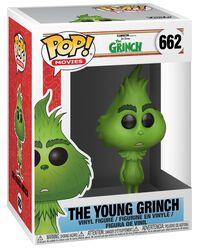 Vinylová figúrka č. 662 Young Grinch