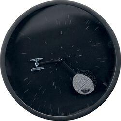 Lentikulárne nástenné hodiny