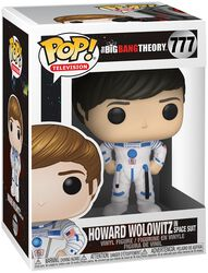 Vinylová figúrka č. 777 Howard Wolowitz in Space Suit
