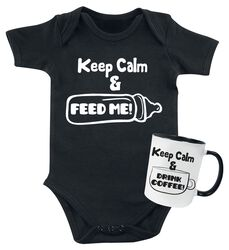 Detské body a hrnček Keep Calm